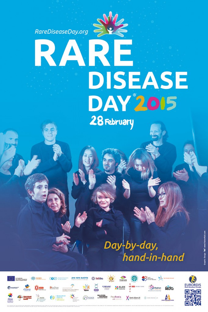 Rare Disease Day 2015 Poster