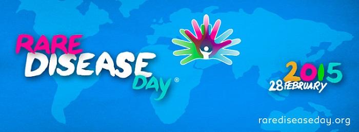 Rare Disease Day 2015 banner